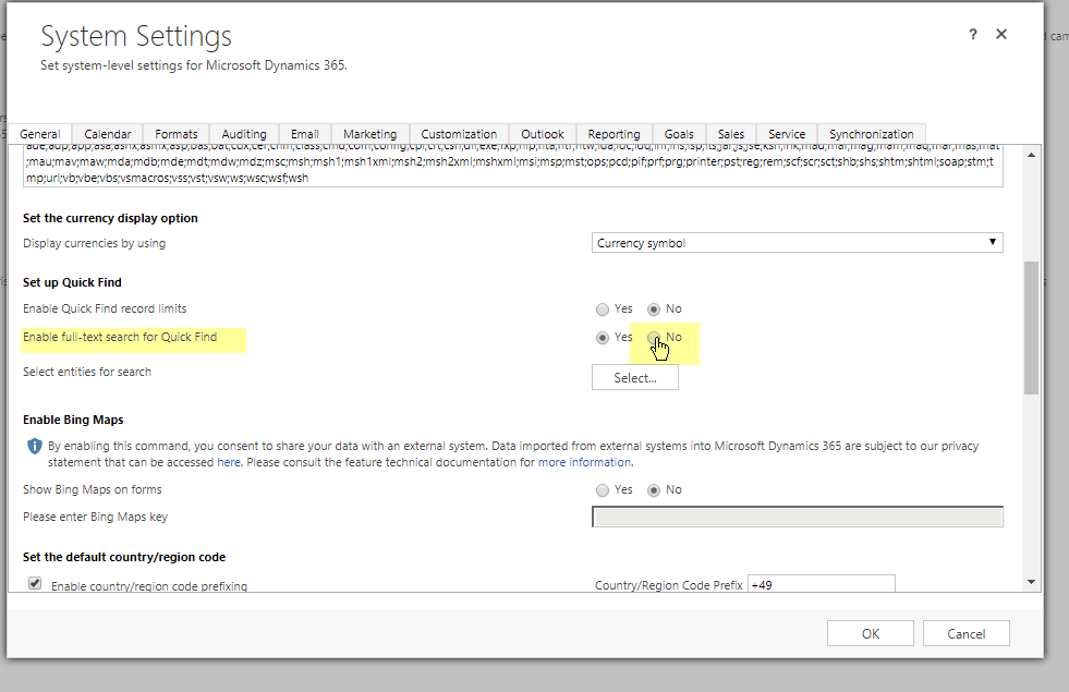 Dynamics 365 Server, version 9 0 On-Premises – issues and problems